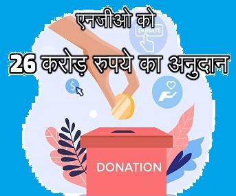 एनजीओ को 26 करोड़ रुपये का अनुदान देगी ओमिड्यार नेटवर्क