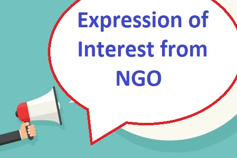 Expression of Interest invited from NGO